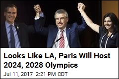 Looks Like LA, Paris Will Host 2024, 2028 Olympics