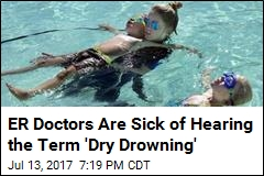 ER Doctors Insist There's No Such Thing as 'Dry Drowning'