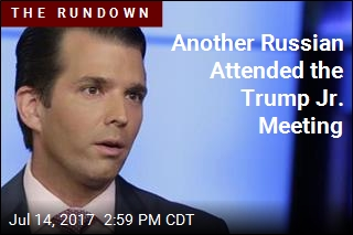 Another Russian Attended the Trump Jr. Meeting