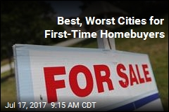 Best, Worst Cities for First-Time Homebuyers
