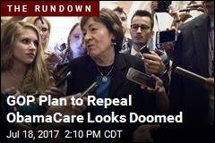 GOP Plan to Repeal ObamaCare Looks Doomed