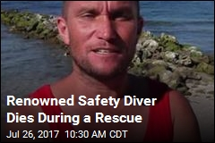 Renowned Diver Dies During Rescue of Another