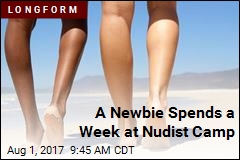A Newbie Spends a Week at Nudist Camp