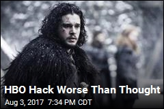 HBO Hack Worse Than Thought