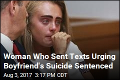 Woman Who Sent Texts Urging Suicide Gets 15 Months in Jail