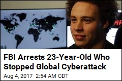 FBI Arrests Guy Who Stopped WannaCry Attack