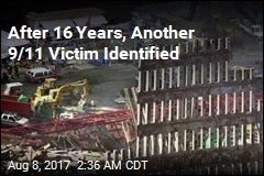 World Trade Center Victim No. 1,641 Identified