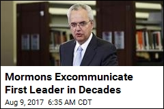 Mormons Excommunicate First Leader in Decades