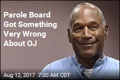 Parole Board Got Something Very Wrong About OJ
