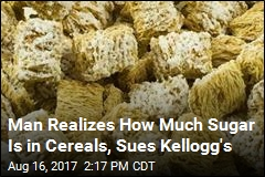 Kellogg's Sued Over Sugar in 'Nutritious' Cereals
