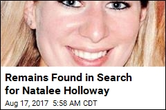 Remains Found in Search for Natalee Holloway