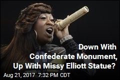 Petition: Replace Confederate Monument With Missy Elliott Statue