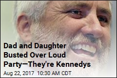 2 Kennedys Got Busted Over Loud Weekend Bash