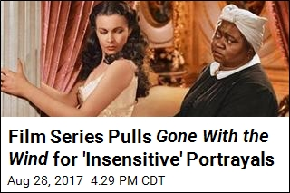 Film Series Pulls Gone With the Wind for 'Insensitive' Portrayals