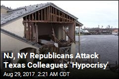 Hurricane Harvey Stirs Up Old Grudges for NY, NJ Republicans