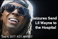 Seizures Send Lil Wayne to the Hospital