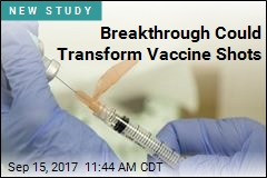 One Shot for All Vaccines? Study Holds Promise