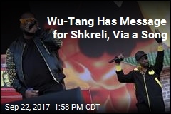 Wu-Tang Rips on Shkreli in New Song