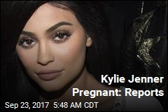 Kylie Jenner Reportedly Pregnant