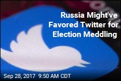 Spotlight on Russian Election Influence Turns to Twitter