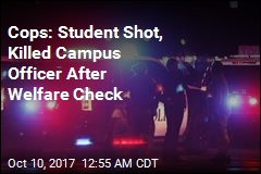 Student in Custody After Campus Cop Shot Dead