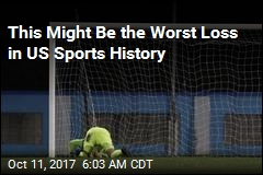 This Might Be the Worst Loss in US Sports History