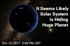 NASA Unveils New Evidence for Mysterious 'Planet Nine'