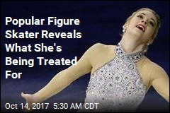 Popular Figure Skater Reveals What She's Being Treated For