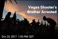 Vegas Shooter's Brother Arrested