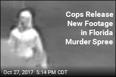 Cops Release New Surveillance Footage in Florida Murder Spree