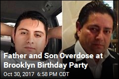 Father, Son Die of Opioid Overdoses at Same Party