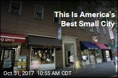 This Is America's Best Small City