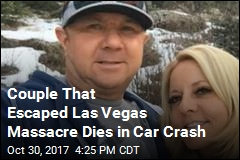 Couple Survived Las Vegas Shooting Only to Die in Car Wreck