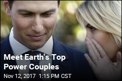 Meet Earth's Top Power Couples