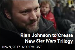 Rian Johnson to Create New Star Wars Trilogy