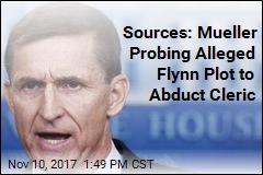 Alleged Plot Against Muslim Cleric, With Flynn in the Middle