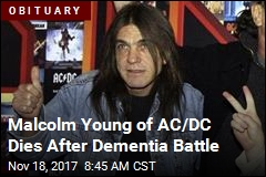 Malcolm Young of AC/DC Dead at 64