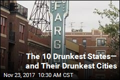 The Drunkest States— and Their Drunkest Cities