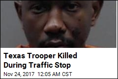 Texas Trooper Killed During Traffic Stop