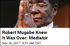 Robert Mugabe Knew It Was Over: Mediator