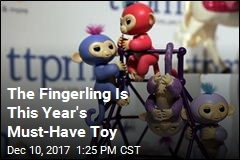 The Fingerling Is This Year's Must-Have Toy