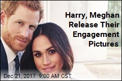 Harry and Meghan's Engagement Pics Are Here