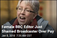 Female BBC Editor Calls Out Network Over Women's Pay