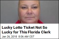 Cops: Undercover Lotto Agent Gets Ripped Off in Florida