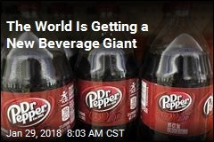 The World Is Getting a New Beverage Giant