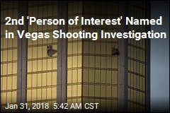 2nd 'Person of Interest' Named in Vegas Shooting Investigation