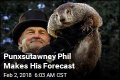 The Groundhog Speaks