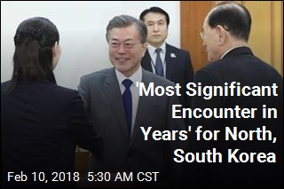 'Most Significant Encounter in Years' for North, South Korea
