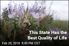States With Best, Worst Quality of Life
