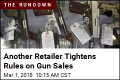 Another Retailer Tightens Rules on Gun Sales